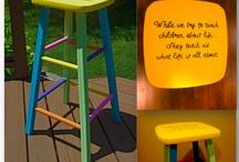 teacher/kid activities/art / by Megan Tipton