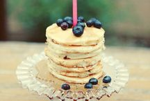 Parties: Birthday Breakfast Ideas / Ideas for creating the perfect Birthday Breakfast / by Jenni Bost