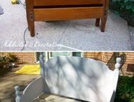 BENCHES - Have a seat! / Benches, church pews .. diy projects and where to buy
