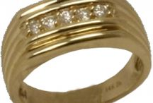 Vintage Jewelry for Men / Timeless Vintage Jewelry for Men