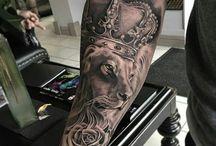 ink lion