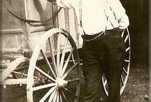 Men, suspenders, 1850-1930