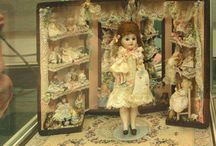 Ancient doll / For the lover of the vintage doll