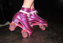 A roller skates poppin nudes
