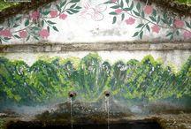 Fountains - Βρύσες / Traditional fountains around Grevena district - Παραδοσιακές βρύσες στον Νομό Γρεβενών