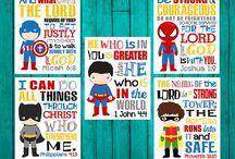 Superhero tábor