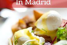 Reisen I Spanien I Madrid