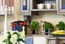 Kitchens / by Linda Merrill Decorative Surroundings