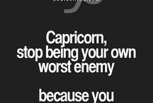 Capricorn / by Lisa Giles