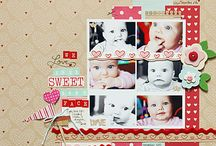 Scrapbook Layouts / by Laura Laforest