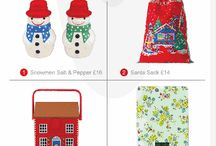 Christmas Gift Ideas 2015 / Looking for Christmas inspiration? Christmas gifts and decorations for family and home from £3