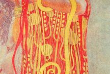 Artist Gustav Klimt