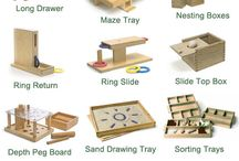 Montessori batoľa / Montessori toddler