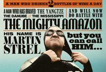 Movie Poster / design-type / by Lauryn Boc