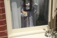 Scary Windows!