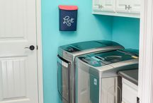 Laundry Room Ideas / by Delores Smith