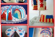 4th of July Decor/Desserts etc / by Rosalinda Cinquemani
