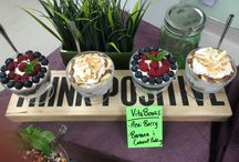 VitaBowls / Delicious bowls built with Chia puddings, fresh fruit and more!