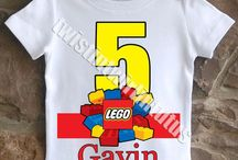 Lego Land Birthday Party