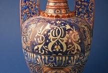 iszlám kerámiák