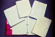 Writer: Novel Planning & Plotting / by Linda Sanders