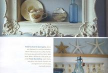 beach decor / by Sandra Siddall