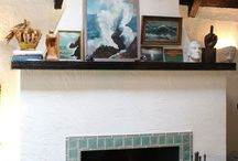 Fireplace / by Michele Landry Holt