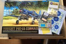 Build Tamiya 1/32 Scale corsair F4U-1A