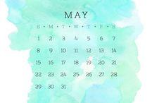 Kalender 2016 vanaf mei