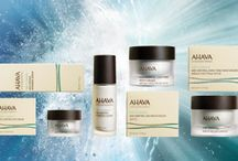 Time to Smooth - AHAVA - Face Care / AHAVA researchers created the Time to Smooth line of intensely moisturizing and nourishing products to address the first signs of aging and improve skin's texture.