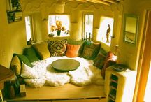 {architecture} Lived-in Spaces / Conventional living rooms, main activity rooms. See also {architecture} Details & Interiors.