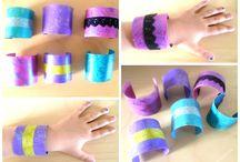 Bijoux / Des bijoux de toutes sortes et faciles à faire!