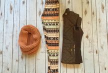 Fall Must haves / Everyday essentials for the perfect fall wardrobe!