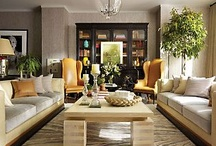 Homeish / Cute home accessories, furniture, living rooms / by Melinda Dame Christensen