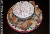 Chip & Dip Recipes  / by Aterra Lowe