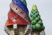 안토니 가우디 및 세계의 건축 / 가우디 건축 모음