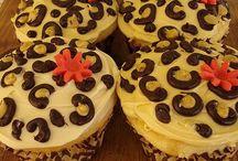 Who didn't love a cuppy cake ;) / by Tabetha Jones Bechtel