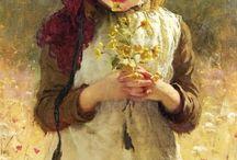 Children i konst