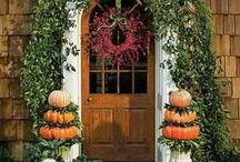 Autumn perfection for the Home / by Pam Kelley
