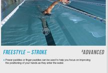 Freestyle Swimming Technique / All the resources you need to guide you through perfecting your freestyle stroke, breathing, kick & body position technique. Put together by Speedo & our experienced swim coaches / by Speedo