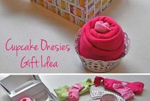 Baby & other gift wrapping ideas