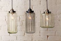 lighten up / lights: ceiling lights, pendants, chandeliers, wall lights, lamps...
