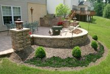 Basement landscaping