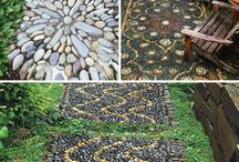 Garden and outside decor / by Whitney Casey