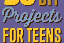 Teenager Projects