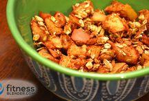 Slow-Food tussendoortjes / Voor de lekkere en gezonde trek. Recepten zonder melk, pinda en banaan
