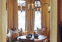 Dining Spaces / by Diane Swain