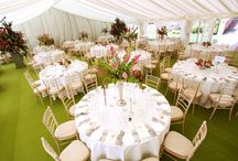 Bright & Colourful Carpets / Ideas to brighten the marquee floor
