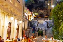 Romantic Taormina, Sicily.