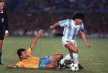 Diego Maradona / Maradona is a legend!